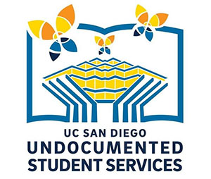 UC San Diego Undocumented Student Services logo